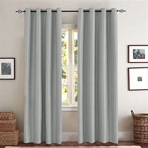 silk blackout drapes faux silk satin blackout curtains for living room luxury