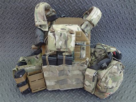 combat tactical gear ats tactical gear kdu pouch for your tactical armor plate