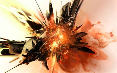 abstract explosion wallpaper abstract explosions liquid metal smoke