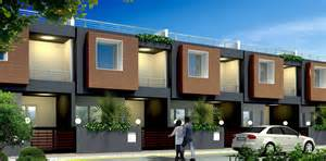 Rowhouses Surya Surya Row House By Surya Group Lucknow In Indira