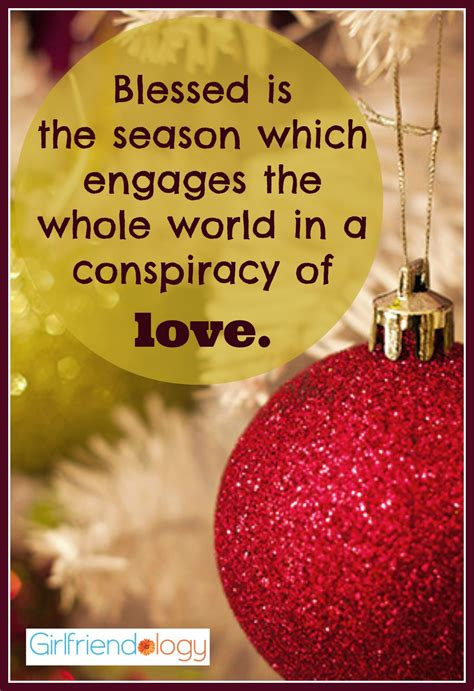 season for love friends at christmas quotes quotesgram
