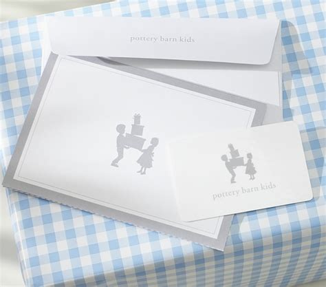 Pottery Barn Gift Card - gift cards pottery barn kids