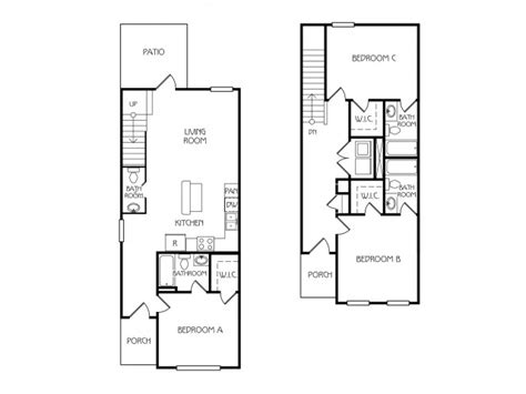 the retreat floor plans student apartment floorplans the retreat