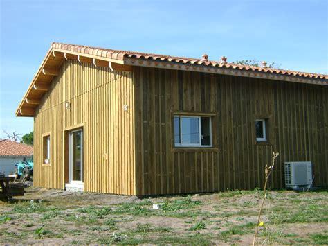 constructeur maison bois landes maison moderne