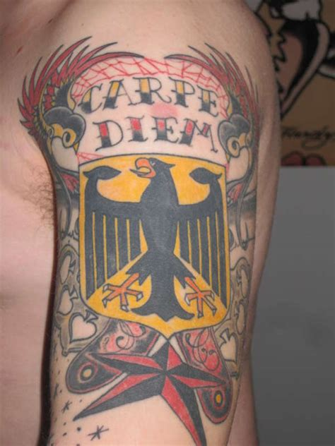 german tribal tattoo 10 awesome german tribal tattoos only tribal
