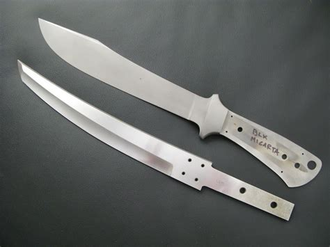 tanto knife blanks forest of a hundred lums blade blanks