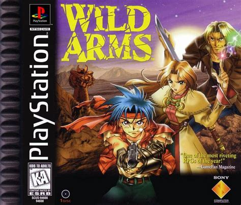 emuparadise iso ps1 wild arms e iso