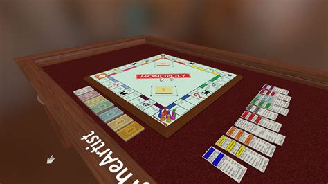Table Top Sim by Monopoly At Tabletop Simulator Nexus Mods And Community