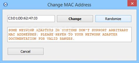 amac address change top 10 best free mac address changer tools for windows