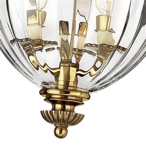 Brass Flush Ceiling Light Deckenle Classic Traditional Solid Brass Flush Ceiling Light Juliettes Interiors