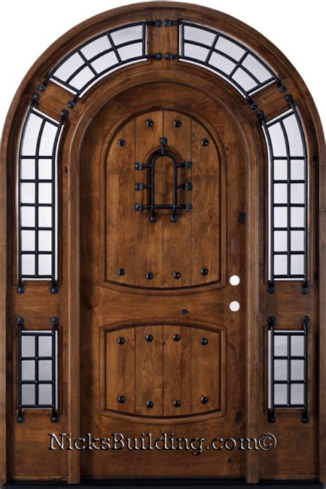Tudor Front Door Tudor Arched Front Door All Things And Home