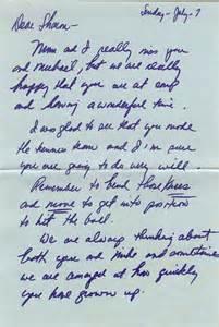 in praise of the handwritten letter