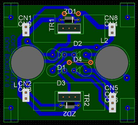 pcb design layout job uk prototypes electromagnetic pistol