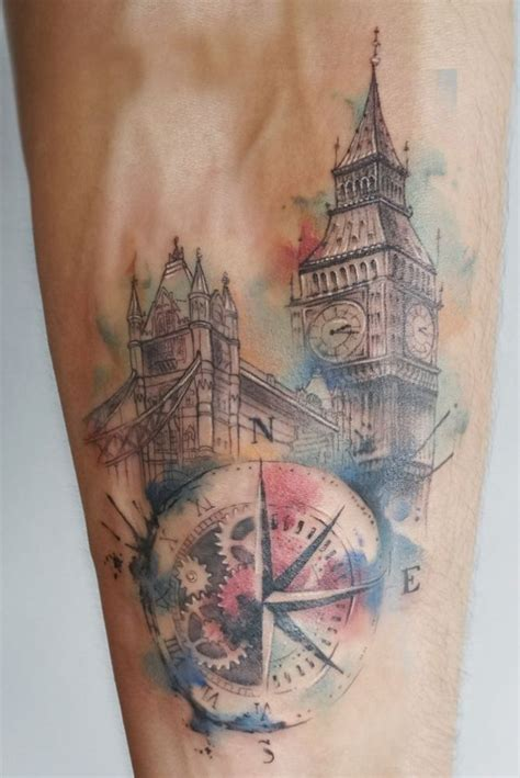 watercolor tattoos london 25 best ideas about on