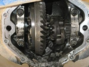 understanding and diagnosing rear differential noise