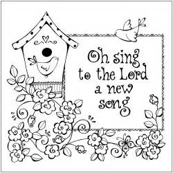 Cb ohsingcoloringpage kids cute coloring pages