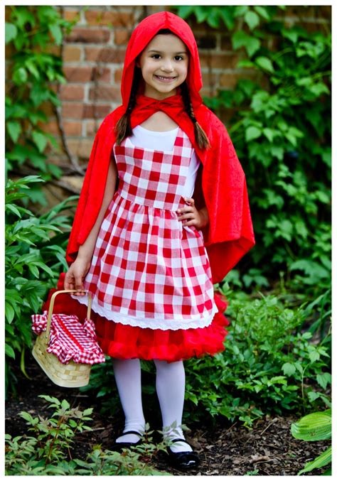 little red riding hood costumes adult kids red riding kids red riding hood tutu costume