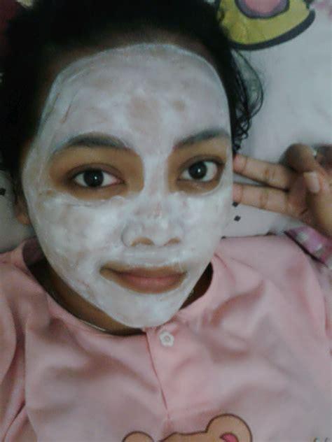 Jual Masker Spirulina Termurah rekomendasi masker pemutih wajah yang aman tanpa efek