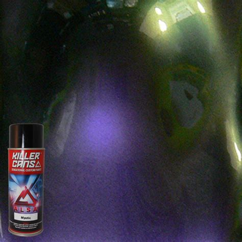 spray painting code of practice alsa refinish 12 oz mystic violet dreams killer cans