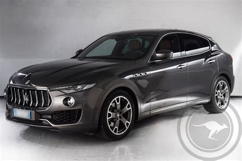 Rent Maserati by Rent Maserati Levante Awd