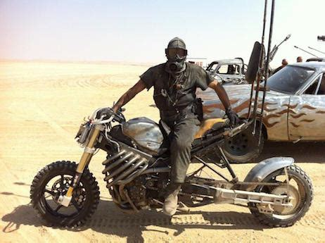 Mad Max Motorrad by Mad Max Machines Star At Motorcycle Show Motorbike Writer