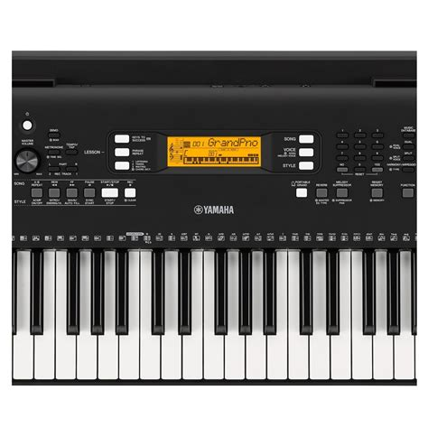 Headphone Untuk Keyboard Yamaha yamaha psr ew300 portable keyboard with stand bench and