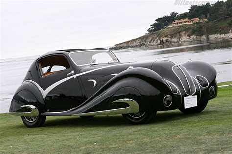 delahaye  competition court figoni