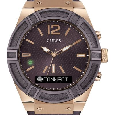 Guess Highline W0829l3 montre guess connect c0001g2 guess dor 233 montres and co