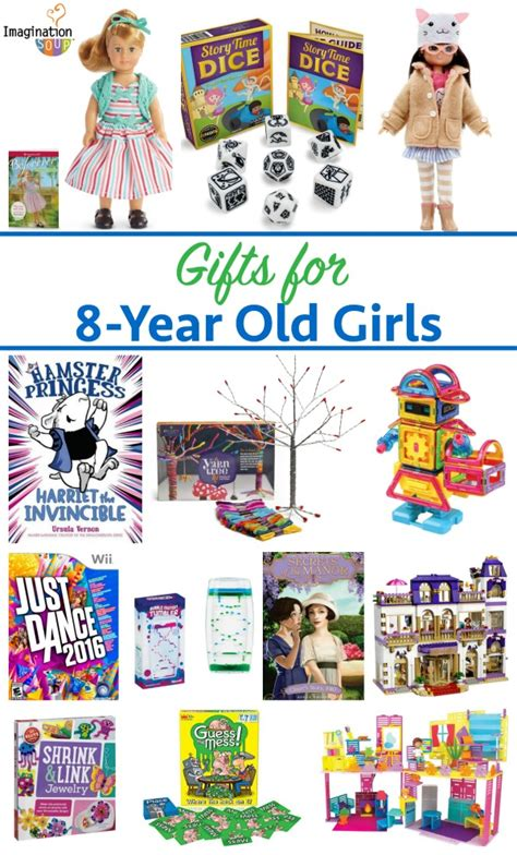 gifts for 8 year olds gifts for 8 year imagination soup