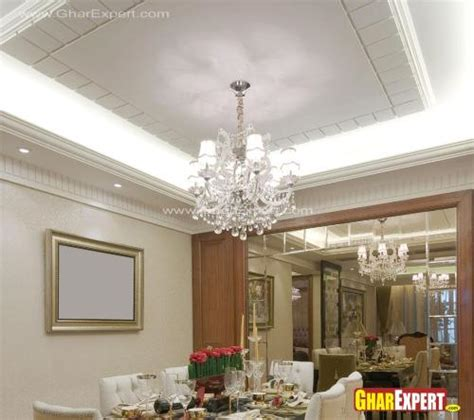 Pop Ceiling Designs For Dining Room by Dining Room Ceiling Dining Room Ceiling Designs Tray