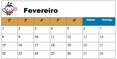 Calendario Mensal Para Imprimir Calend 225 Fevereiro 2010 Mensal Sweet Coron Para
