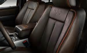 2015 Ford Expedition Interior Car And Driver
