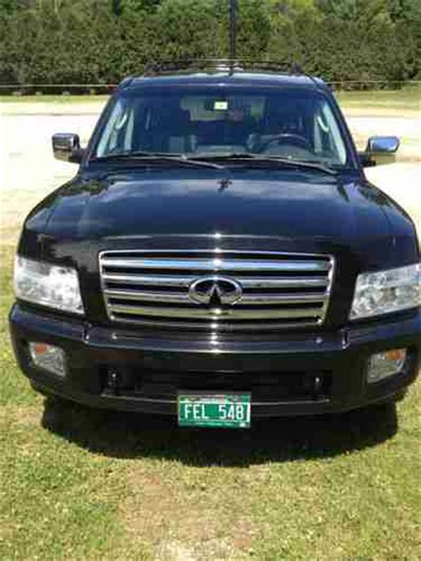 infiniti qx56 2007 for sale find used 2007 infiniti qx56 5 doors by owner great