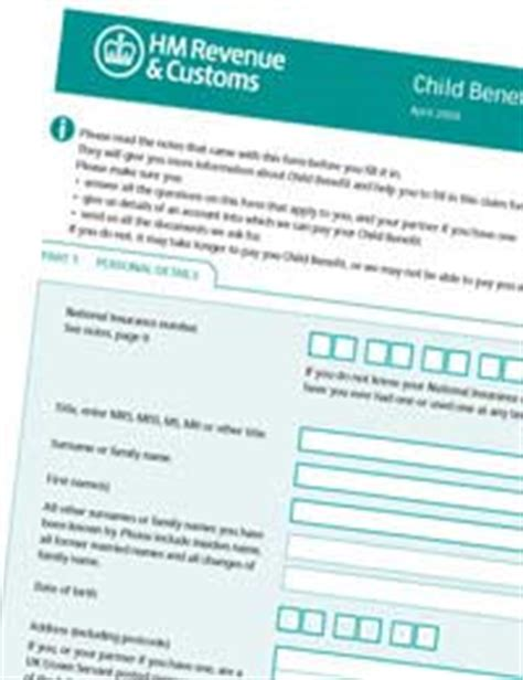 Tax Credit Award Letter Lost Benefits System And Shared Parenting
