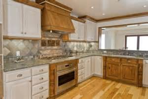 colors to complement honey oak cabinets ehow