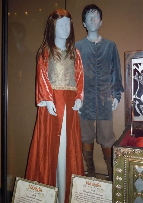 film genre narnia lucy and edmund pevensie narnia movie costumes famous