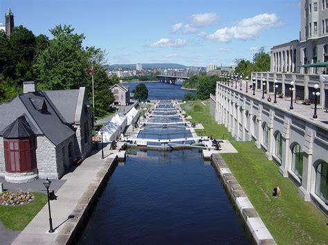 Canal Rideaux rideau canal