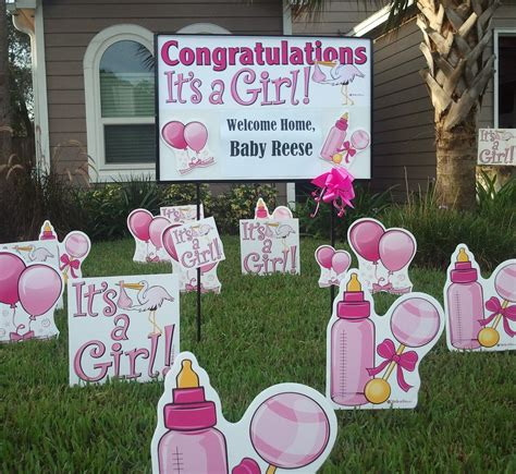 baby girl  home baby idea baby announcement