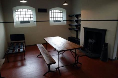 the guard room the guard room from ww2 picture of pendennis castle falmouth tripadvisor