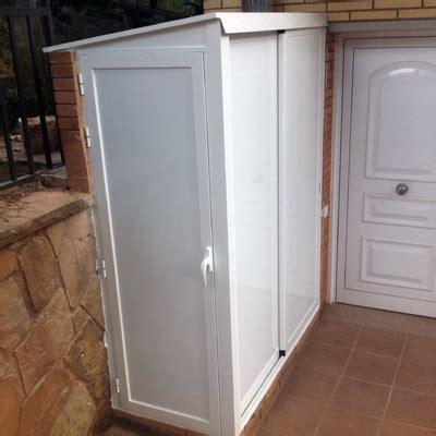 armario patio interior precios y consejos para elegir armarios de aluminio