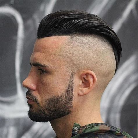 long men s haircut with simple styling behind the ear 25 slicked back hairstyles undercut styles undercut and