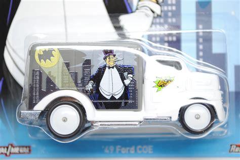 Wheels 49 Ford Coe Batman Cfp44 Ford Coe 49 Batman Wheels Estantes