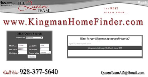 kingman arizona real estate keller williams realty