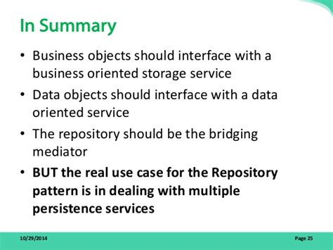 repository pattern multiple entities repository and unit of work design patterns