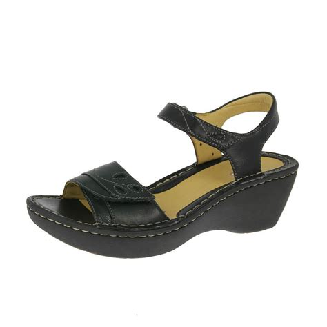 clarks sandals clarks sandals un dory black leather with free uk next