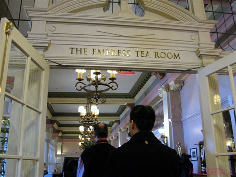 the empress tea room weekend in tea at the fairmont empress miss cathie