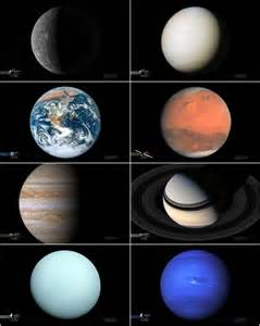 colors of planets in our solar system planet colors pics about space