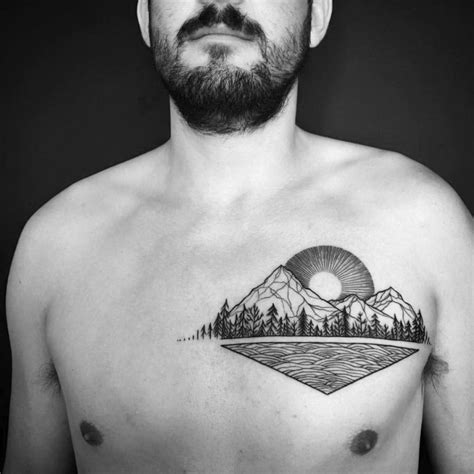 tattoos for men photo 53 jaw dropping chest tattoos for tattoomagz