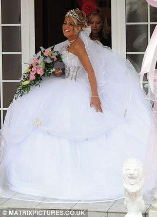 Meet the big fat american gypsy wedding dress designer who admits even