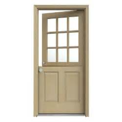 Home Depot Jeld Wen Exterior Doors - jeld wen 32 in x 80 in 9 lite unfinished dutch hemlock